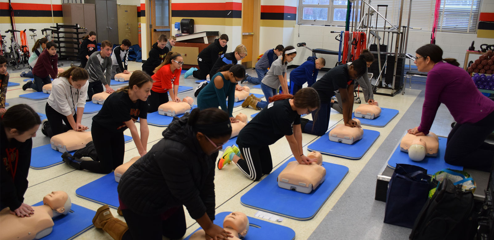 30 Years of Lifesaving Skills in Sachem