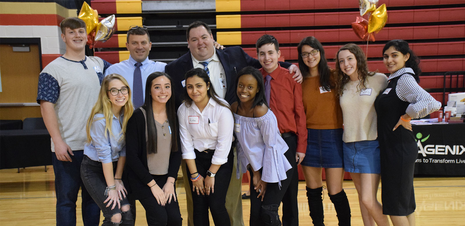 VIDEO: Sachem Hosts Career Connection Events