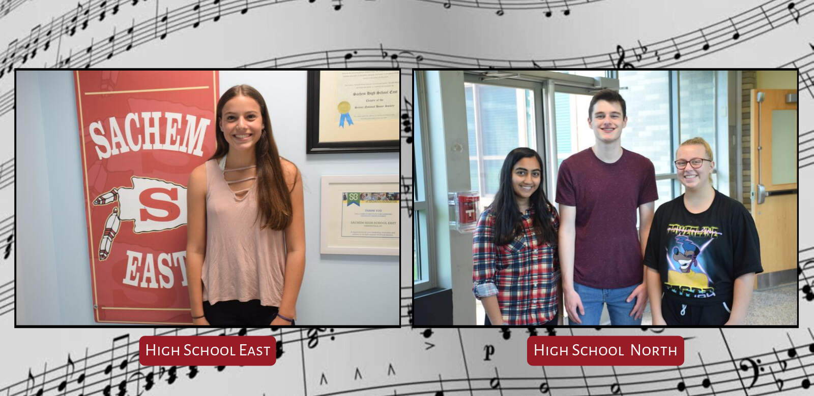 Sachem Student-Musicians Chosen for NYSSMA All-State