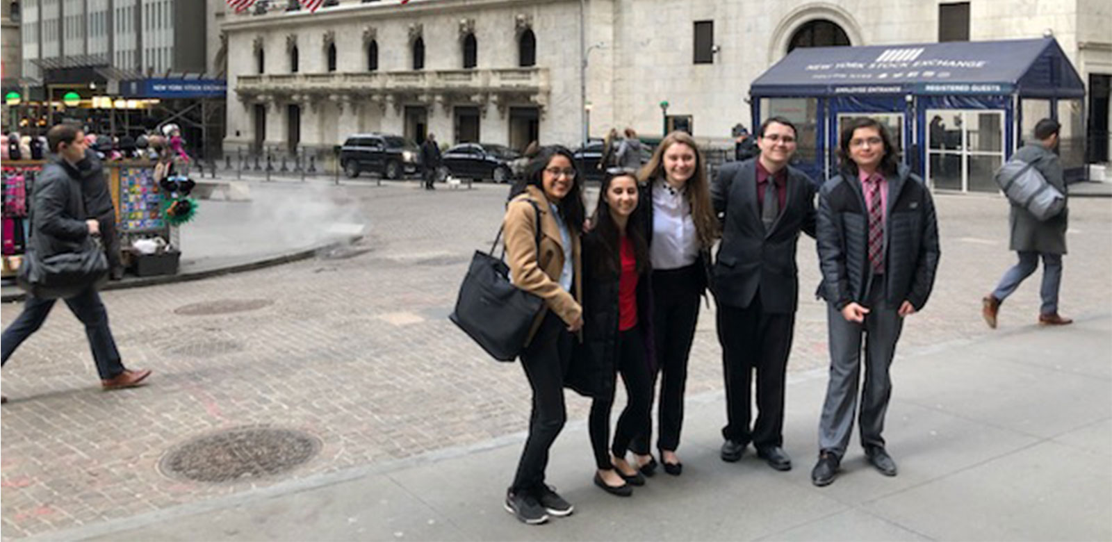 Sachem Business Students Head to Federal Reserve