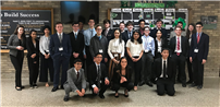 Sachem Student Delegates Inspire Diplomacy at Model UN Conference photo