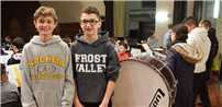 Middle School Musicians Share Experience photo