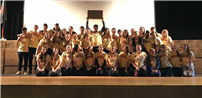 Thanksgiving Food Drives Bring Out Best in Sachem Students, Staff photo