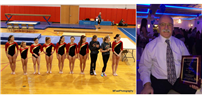 Sachem Girls Gymnastics Coach Honored photo