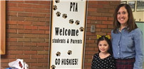 Hiawatha Second-Graders Making a Difference With Community Service photo