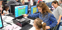 Sachem Students Tap Into Coding photo