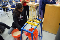 Samoset Technology Students Test Towers photo 4