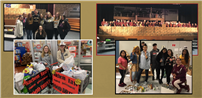 Sachem Students, Staff and Community Combine to Feed Over 2,000 Families on Thanksgiving