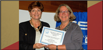 Sachem Librarians Receive Awards for Professional Contributions photo