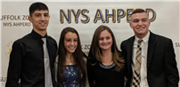 Sachem Students Honored With Suffolk Zone Awards photo